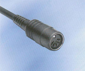 female CIRCULAR DIN CONNECTOR