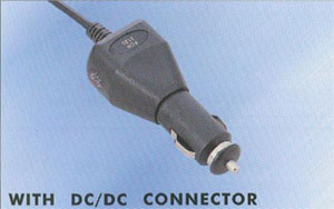 DC/DC CONNECTOR CIGARETTE PLUG