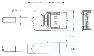 ASSEMBLY TYPE MULTI POLE CONNECTOR